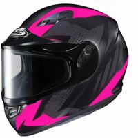 HJC Women's CS-R3 Treague Helmet With Dual Lens Shield