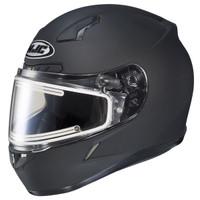 HJC CL-17 Electric Frameless Helmet Matte Black