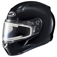 HJC CL-17 Electric Frameless Helmet Black