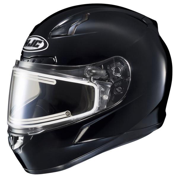 HJC CL-17 Electric Frameless Helmet Black
