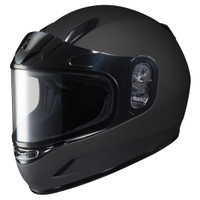 HJC CL-Y Youth Snow Helmet Matte Black