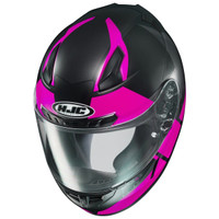 HJC Women's CL-17 Boost Helmet 3