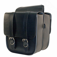Willie & Max Standard Series Straight Saddlebags