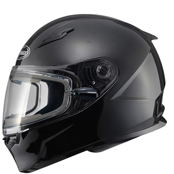 GMax FF49 Sektor Snow Helmet Electric Shield