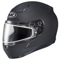 HJC CL-17 Dual Lens Frameless Helmet Matte Black