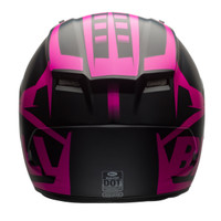 Bell Women's Qualifier Momentum Snow Helmet Electric Shield 4