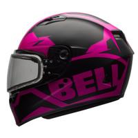 Bell Women's Qualifier Momentum Snow Helmet Electric Shield 2