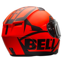 Bell Qualifier Momentum Snow Helmet Electric Shield 4