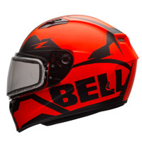 Bell Qualifier Momentum Snow Helmet Electric Shield 2