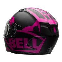 Bell Women's Qualifier Momentum Snow Helmet with Dual Shield 3