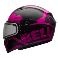 Bell Women's Qualifier Momentum Snow Helmet with Dual Shield 4