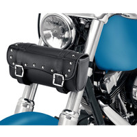 Vikingbags Motorcycle Studded Fork Bags 2