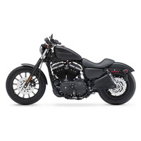 Vikingbags Plain Sportster Motorcycle Solo Bag 1