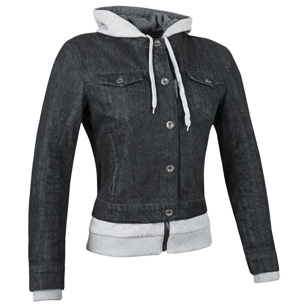 Speed & Strength Women's Fast Times Jacket Gray