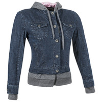 Speed & Strength Women's Fast Times Jacket Blue