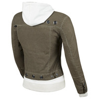 Speed & Strength Women's Fast Times Jacket Brown