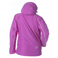 Divas Snow Gear Women's Lily Collection Jacket Back View