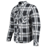 Speed And Strength Rust and Redemption Armored Motoshirt Gray
