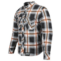 Speed And Strength Rust and Redemption Armored Motoshirt Red