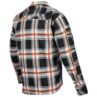 Speed And Strength Rust and Redemption Armored Motoshirt Orange