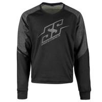 Speed And Strength Critical Mass Reinforced Moto Shirt Black Main View
