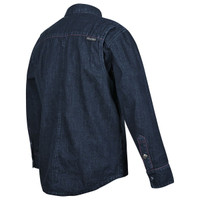 Speed And Strength Gridlock Denim Moto Shirt 2