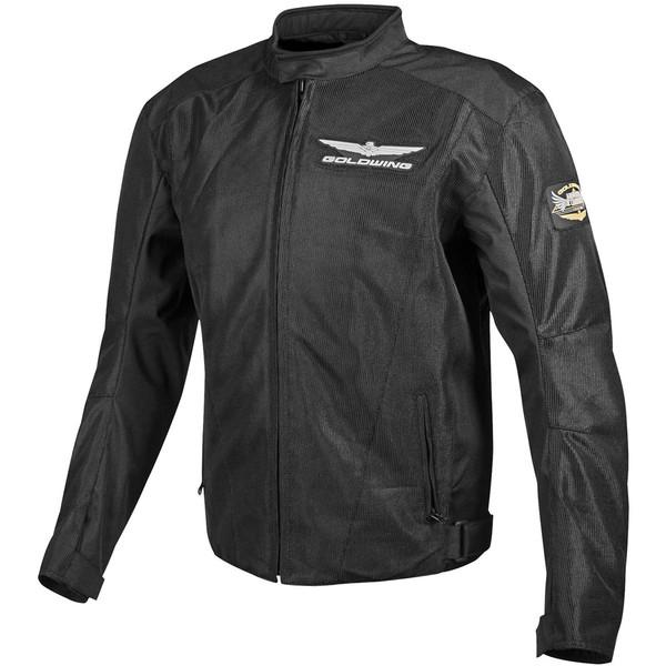 Honda Collection Gold Wing Mesh Touring Jacket Black