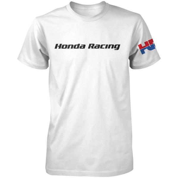 Honda Racing White Tee 1