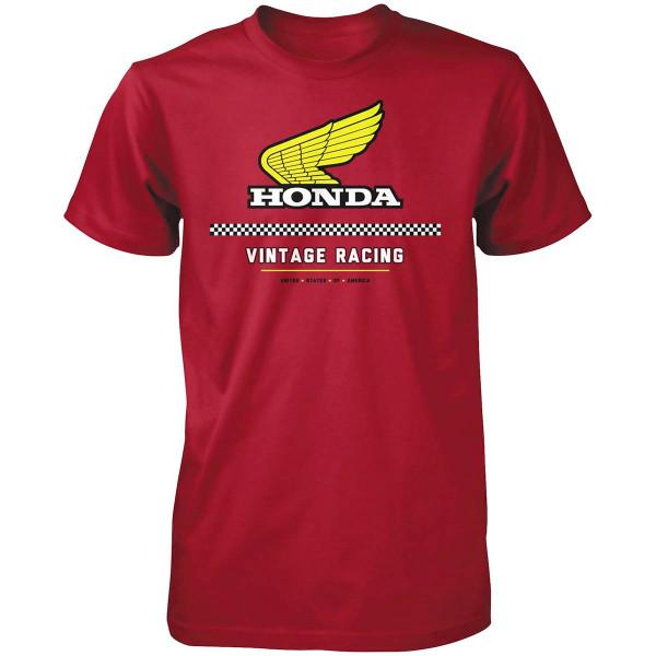 Honda Vintage Racing Short Sleeve Tee
