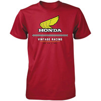 Honda Vintage Racing Short Sleeve Tee
