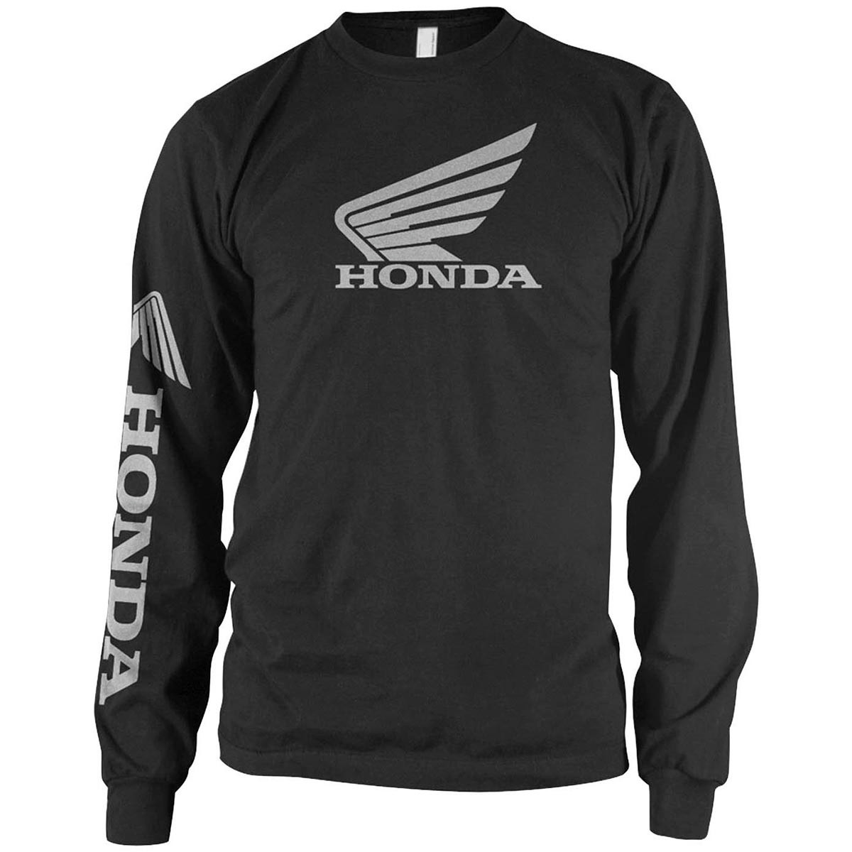 Honda Womens Big Wing Short-Sleeve T-Shirt//Tee