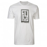 Fly Racing Carbon Tee White