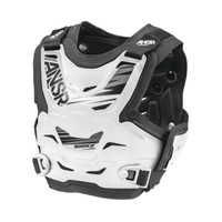Answer Youth Terra-X Mini Deflector White View