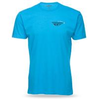 Fly Racing Choice Tee Blue