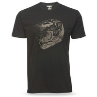 Fly Racing Head Case Tee Black