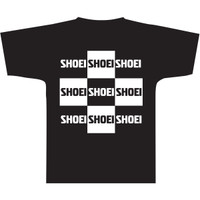 Shoei Checkers Tee Black
