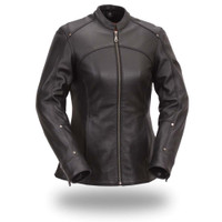 First Classics Women's Madame X Leather Jacket