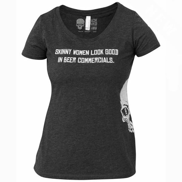 Black Brand Real Women Tee 1