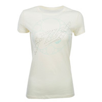 Fly Racing Women's Cycle Tee  White