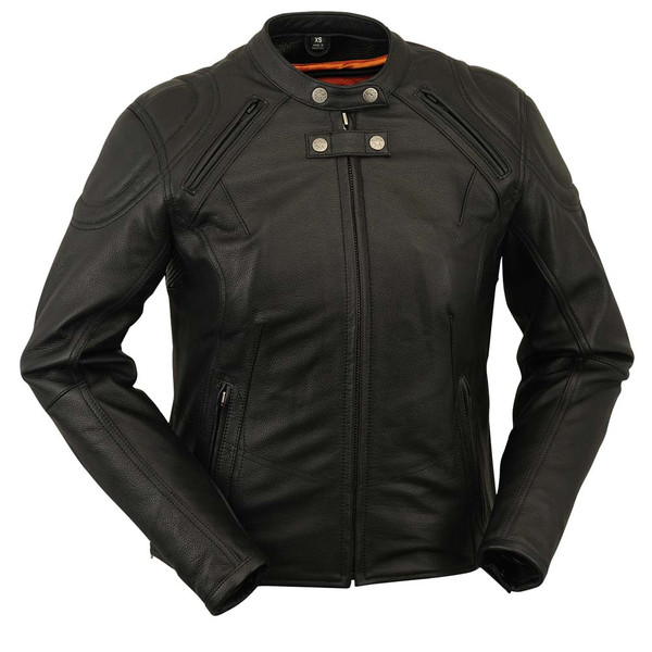 First Classics FC Prima Ladies Leather Jacket