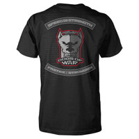 Speed and Strength Dogs of War Tee 2