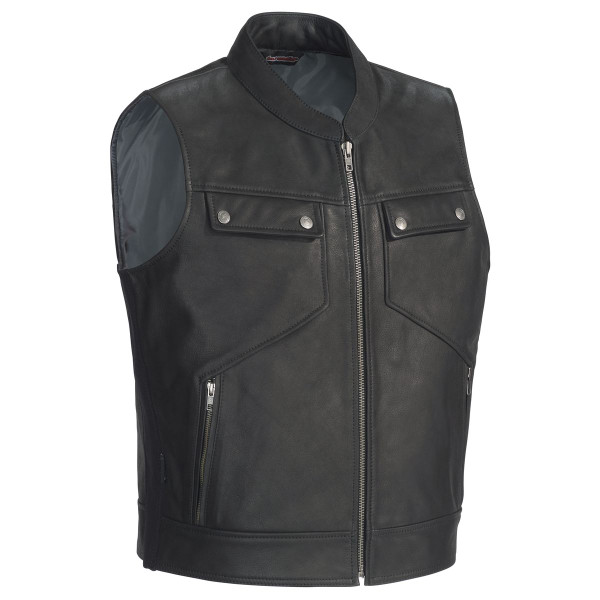 Tour Master Nomad Leather Vest 1