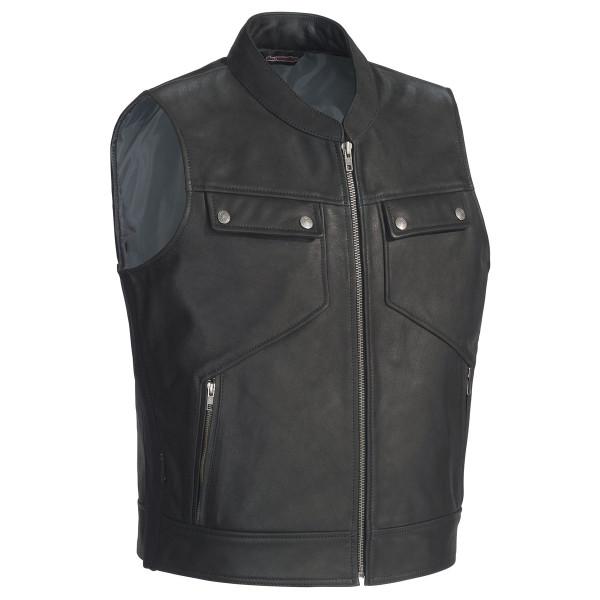 Tour Master Nomad Leather Vest 1