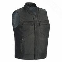 Tour Master Renegade Leather Vest 1
