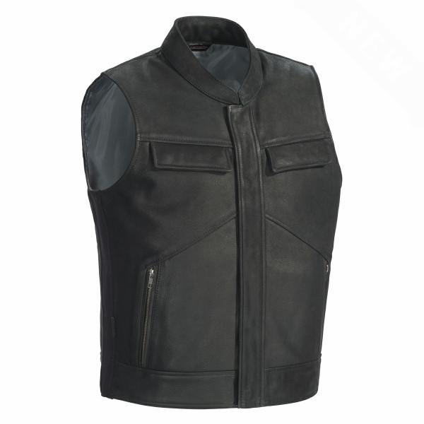 Tour Master Renegade Leather Vest 1