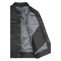 Tour Master Renegade Leather Vest 5