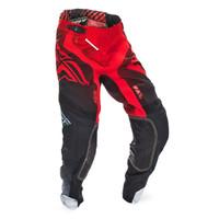 Fly Racing Lite Hydrogen Men's Pants Red/Black