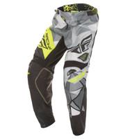 Fly Racing Kinetic Crux Short Pants Black