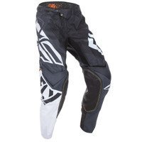 Fly Racing Evolution 2.0 Short Pants Black/White