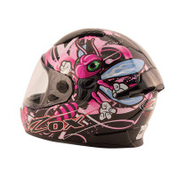 Zox Primo Junior Full Face Helmet Side View